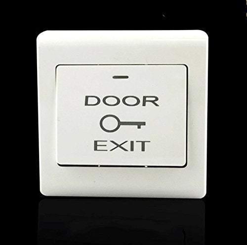 High quality door exit button emergent switch push release for access system