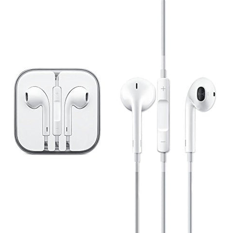 AT Shopping Earphone/Handsfree/Headphone Compatible For Nokia Lumia 630 - White
