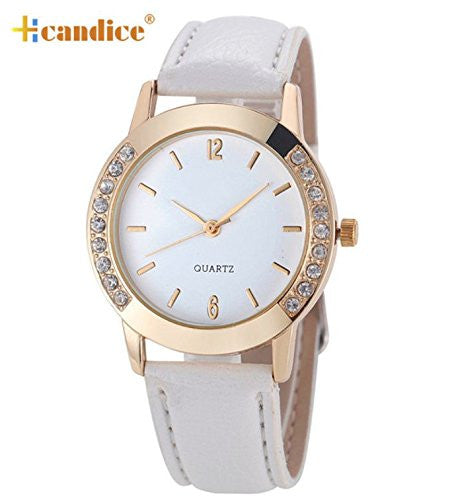 Splendid Fashion Luxury Brand Quartz-Watch Women's Analog Quartz Wrist Watch