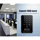 Rfid Lock System 125KHz Door RFID Card Password Access Controller