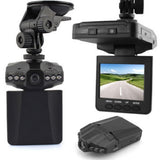 Wireless CCTV Camera and Car DVR with 2.5 Inches LCD screen and Night Vision