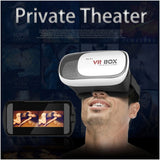 Maya VR Box 2nd Generation Enhanced Version Virtual Augmented Reality 3D Video Glasses Headset
