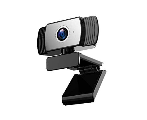 PremiumAV USB HD720P 1 MP Webcam with Microphone Full HD Laptop Desktop Pro Streaming Mini Computer Camera(WM14)