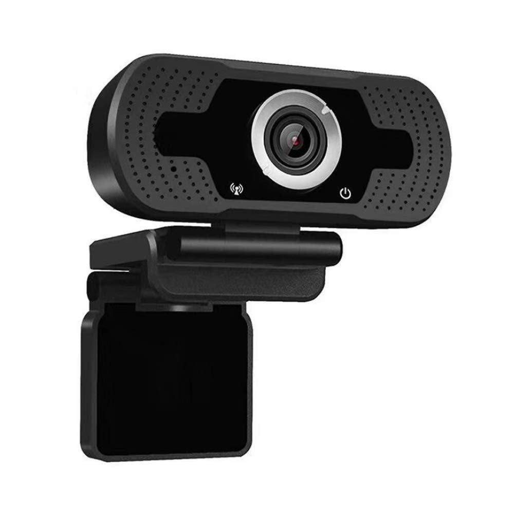 PremiumAV USB HD1080 2MP Mini Camera HD1080 Web Camera with Build-in Microphone for Video Calling On Laptop Tv Computer(WM07)