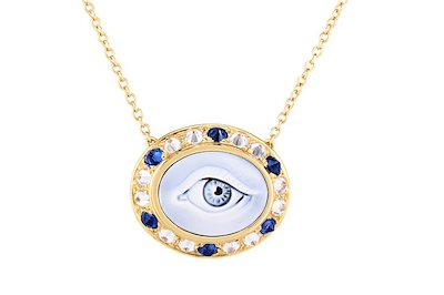 Eye Love Necklace