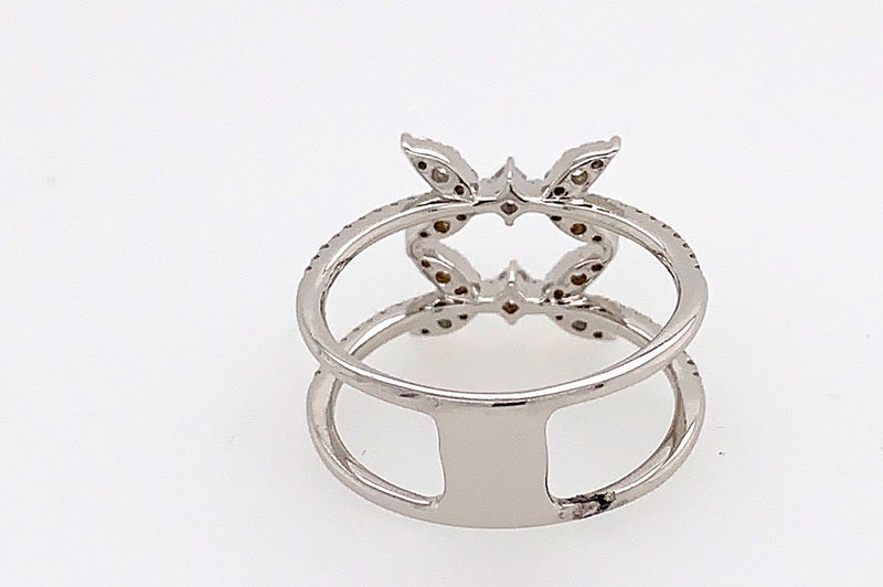 Baby Butterfly Ring