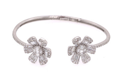 Diamond Daisy Bracelet