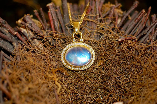 Moonstone Madness Necklace