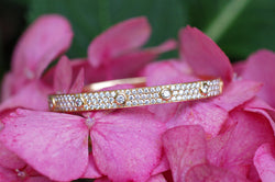 Power Diamond Bangle