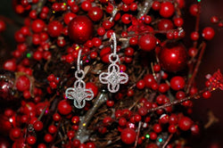 Celtic Charm Earrings