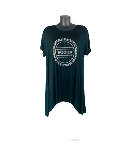 Load image into Gallery viewer, Ladies t shirts | Long flowing, jersey fabric, womens t shirts - mapuchi moda