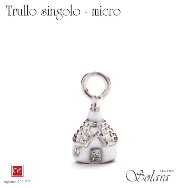 Trullo micro - smaltato