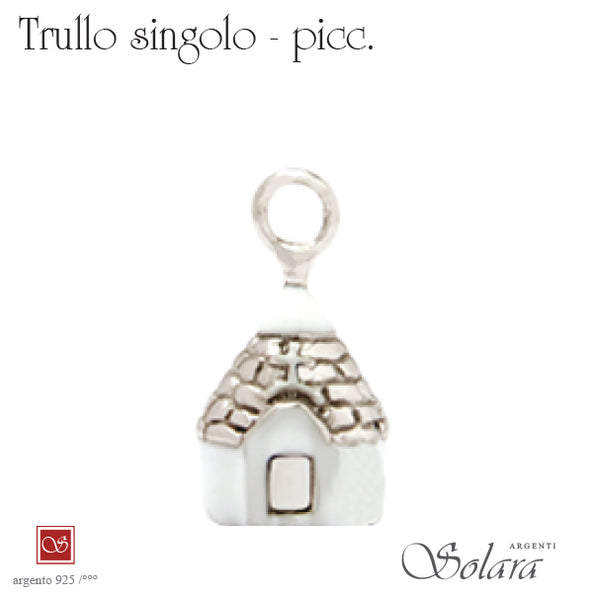 Trullo piccolo smaltato