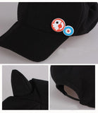 Cat Ear Cap