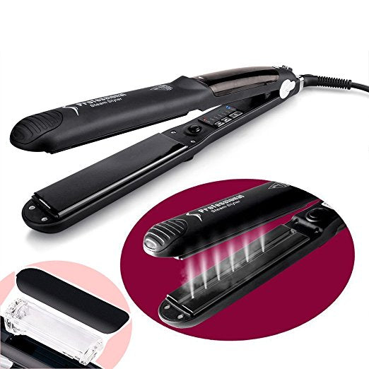 Professional  Salon Steam  Flat Iron