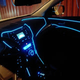 3m Neon Party Decor  Waterproof With Controller