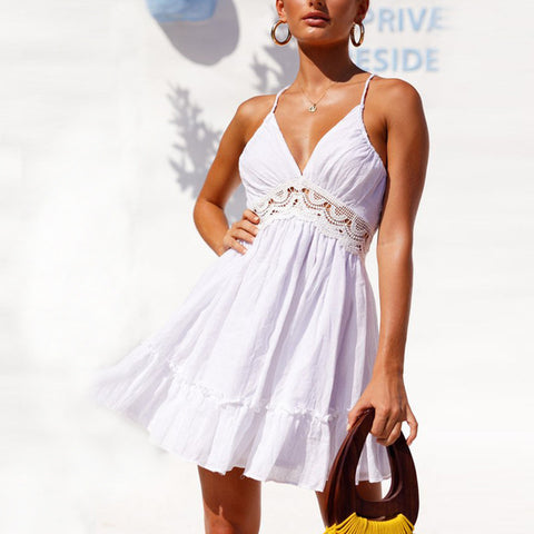 Summer Dress Beach Boho
