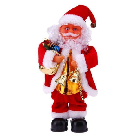 Dancing Music Santa Claus Doll