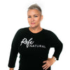 Rafa Natural 3/4 Length Sleeve T-shirt