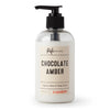 Chocolate Amber Organic Hand & Body Lotion 8oz