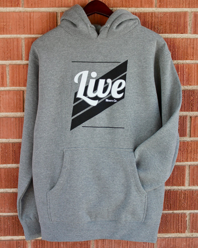 *New* Live Moore Pullover Hoody