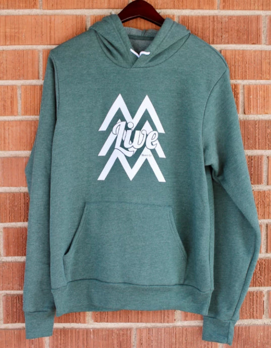 *NEW* Live Moore Co. Chevron Hoody