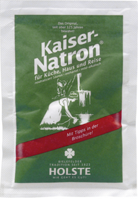 Natron powder, 50 g - Kaiser Holste