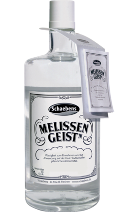 Spirit of Melissa, 250 ml - Schaebens