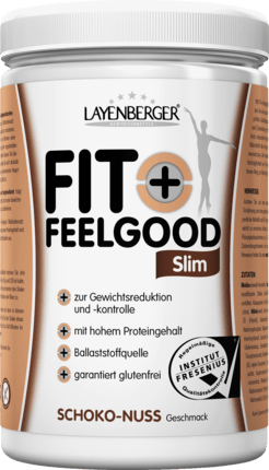 Sliming powder chocolate nut, 430 g - Layenberger