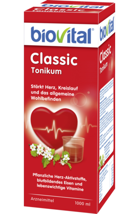 Hearth Tonic Classic, 1 l - Biovital