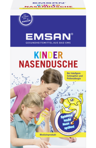 Nasal Douche for Children, 1 piece - Emsan
