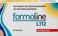 L112 calory intake reduction, 48 Tablets - Formoline