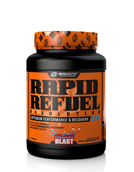 Rapid Refuel | MuscleSport