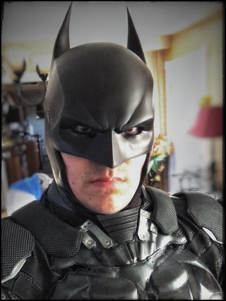 Arkham Hybrid Cowl Now Available for Purchase!