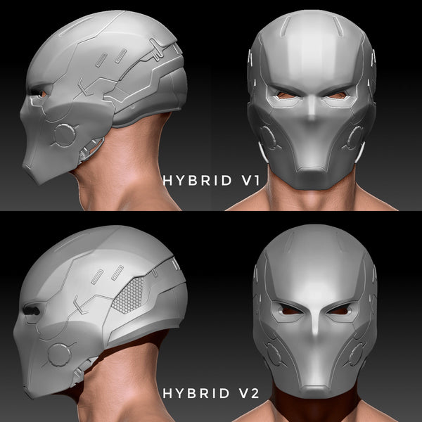 Red Hood Hybrid discontinued... But Version 2 is almost here!