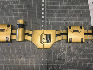 Belt - Batman Arkham Origins