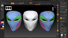 Load image into Gallery viewer, Mask - Court of Owls