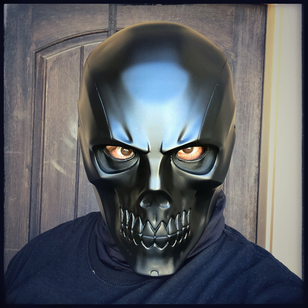 Helmet - Black Mask