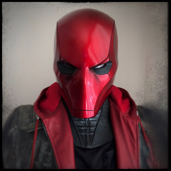 Helmet - Red Hood Resurrection