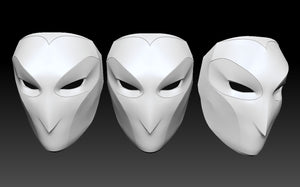 Mask - Court of Owls