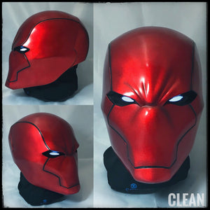 Helmet - Red Hood Rebirth