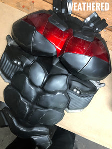 Chest/Abs Armor - Red Hood Variant