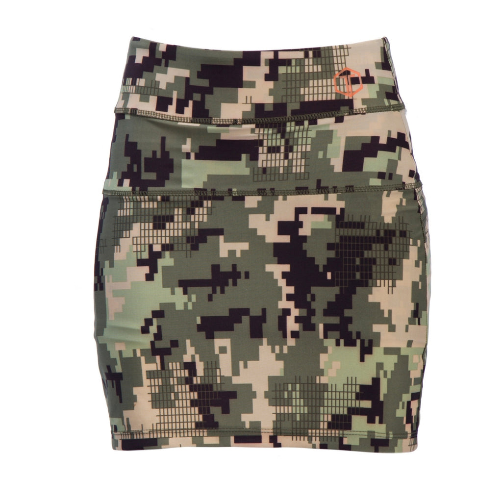 Taruca Outdoor Pencil Camo Skort