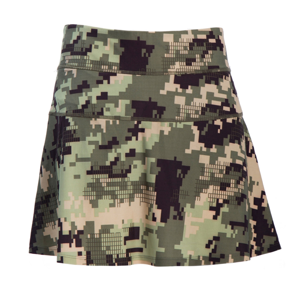 Taruca Outdoor Camo Skirt