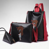 Set Bag 3Pcs  (BG-WY055)