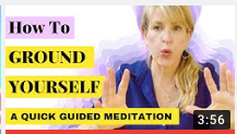 How to Quickly Ground Yourself Meditation