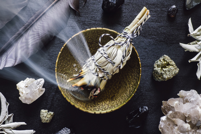 A Daily Smudging Ritual