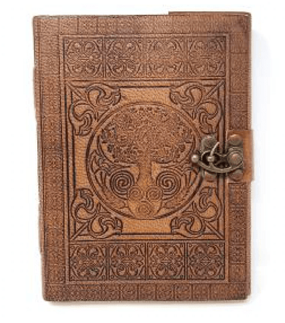 Tree of life  with Celtic knots Journal - Basic Purity