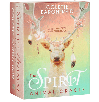 The Spirit Animal Oracle Deck - Basic Purity