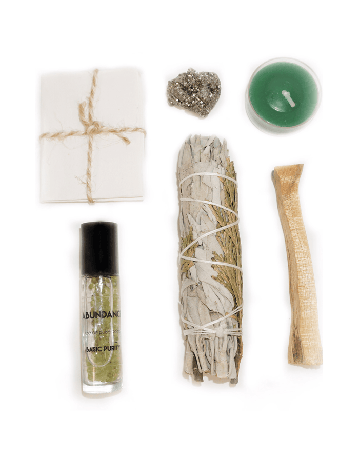 Attracting Financial Wealth Mini Kit